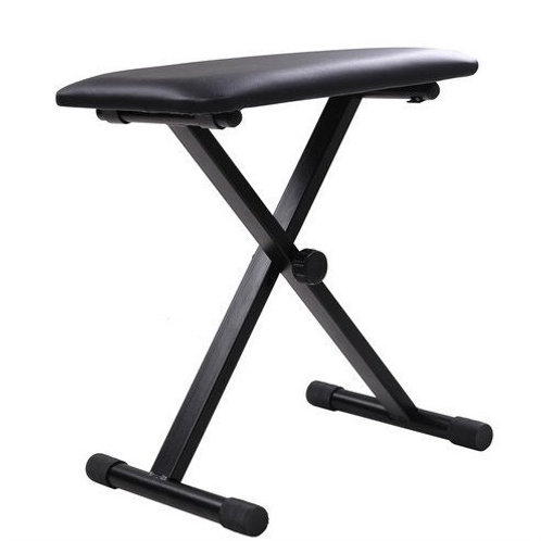 Portable Piano Bench Adjustable Height Brand New