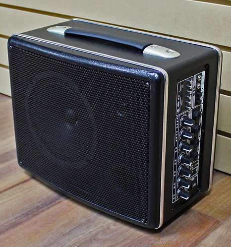 Portable Acoustic & Mic Amplifier SG-35