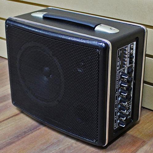 Portable Acoustic & Mic Amplifier SG-35