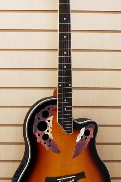 Chord Acoustic Electric Sunburst