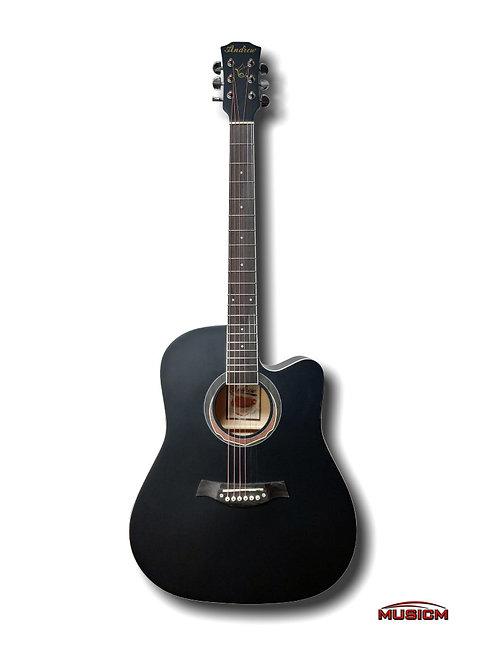 Acoustic Guitar LT-4100 BK