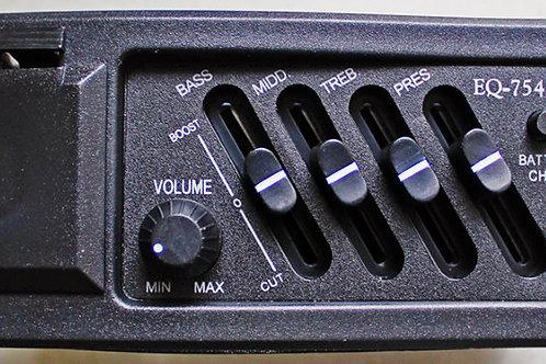 4-Band EQ-7545R / Pickup