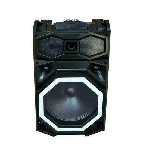 Bluetooth Amplifier with wireless Microphone re-Chargeable