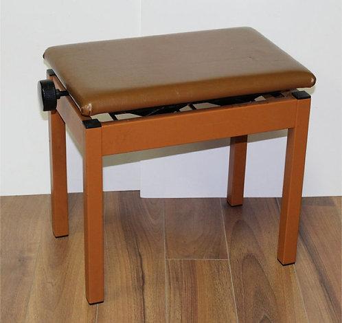 Yamaha Adjustable Piano Bench Brown