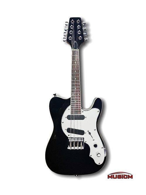 Electric Mandolin Black
