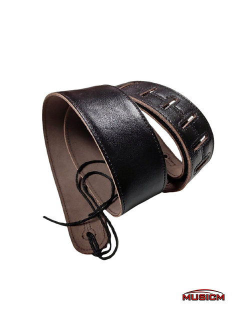 Guitar Strap Pure Leather