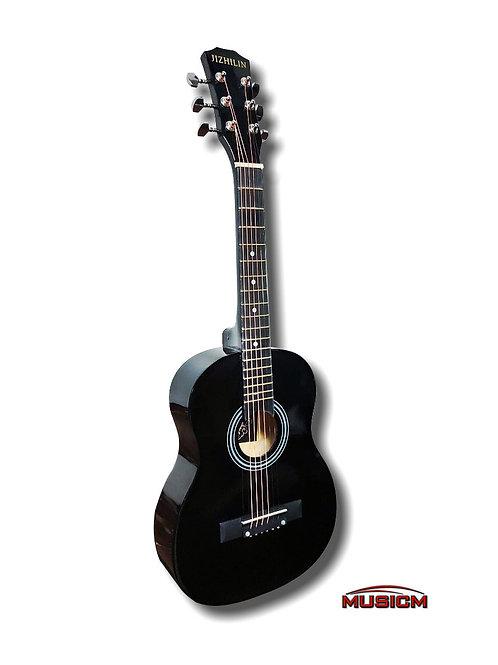 "32"" Acoustic Guitar Black"