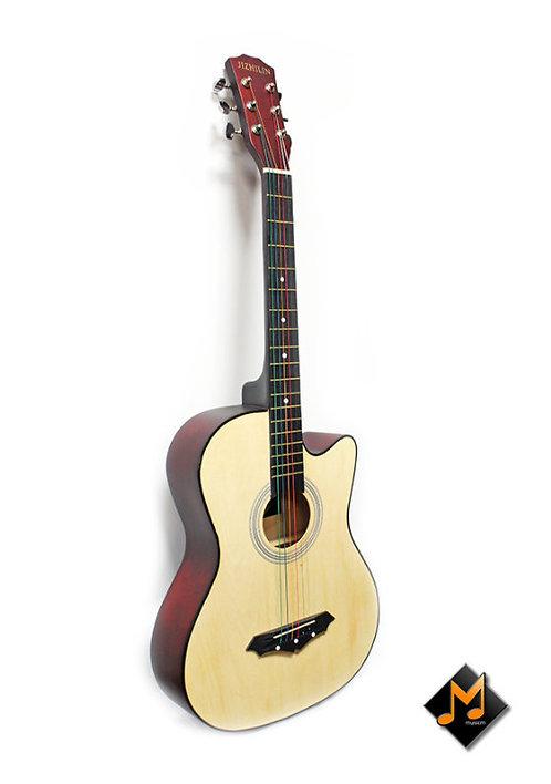 """Acoustic Guitar 38"""" Natural"""