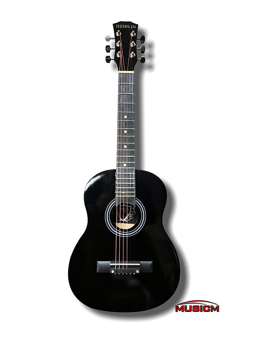 """30"""" Acoustic GuitarBlack"""