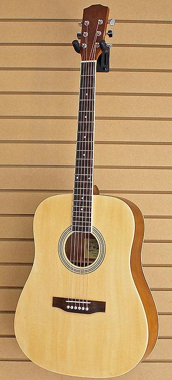 Lefty Acoustic Guitar WM-4101L