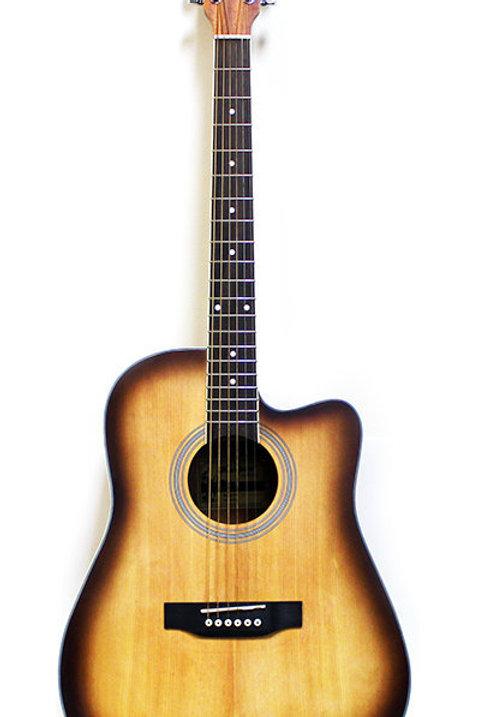 Harper Acoustic Guitar HGW-412UNM