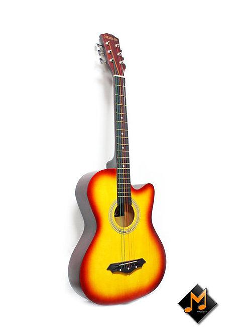 "Acoustic Guitar 38"" HB"