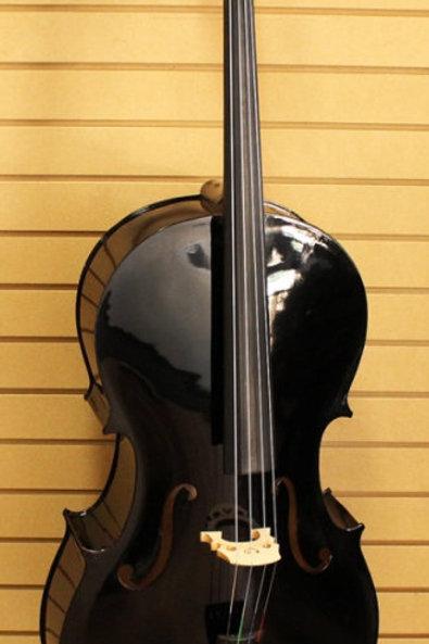 Aria Cello Black Full Size