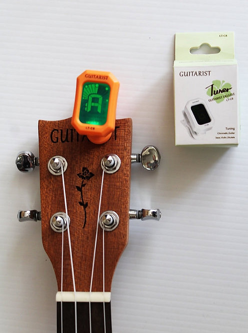 Guitarist Clip On Digital Tuner