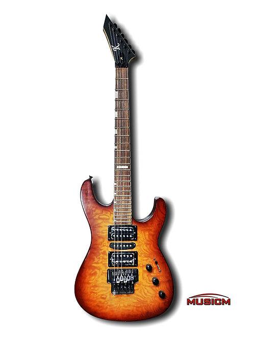 Electric Guitar Sun Burst K