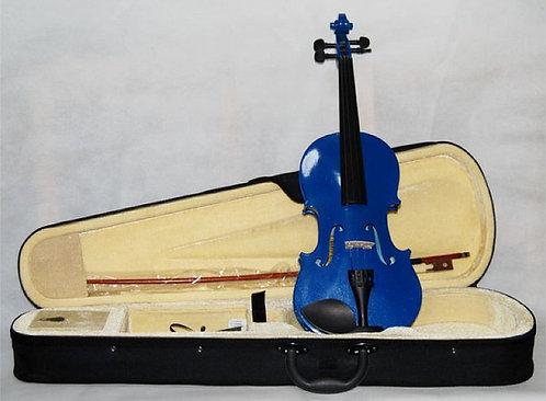 Blue Violin 3/4
