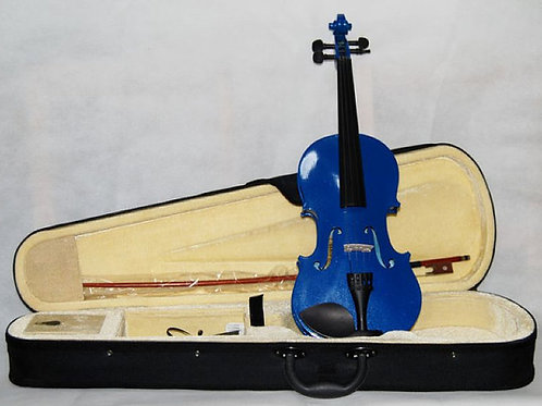 Blue Violin 1/4