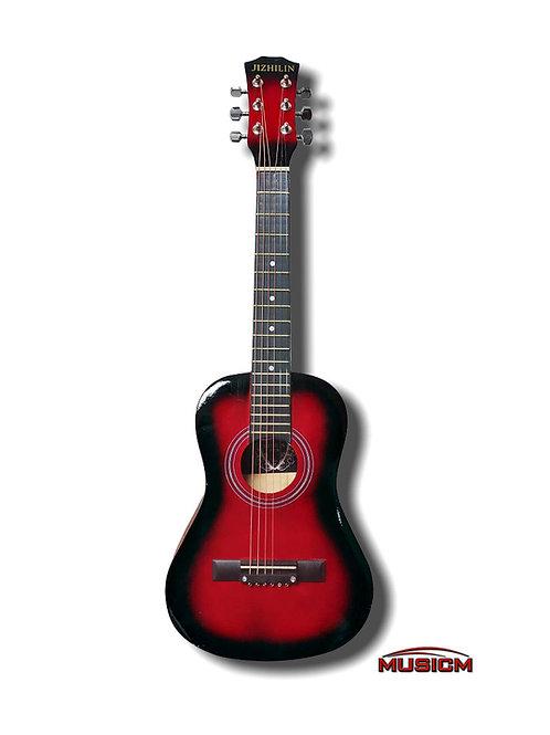 "30"" Acoustic Guitar Red Burst"
