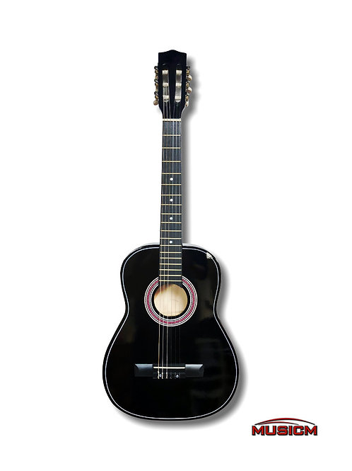 "36"" Classical Guitar Black"