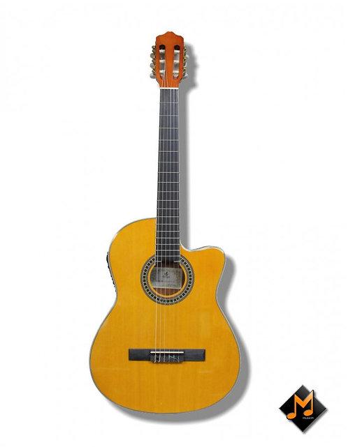 Classical Guitar Thin Body EC-330 YN with EQ