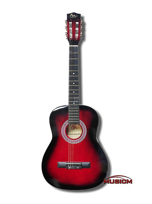"36"" Classical Guitar Red"