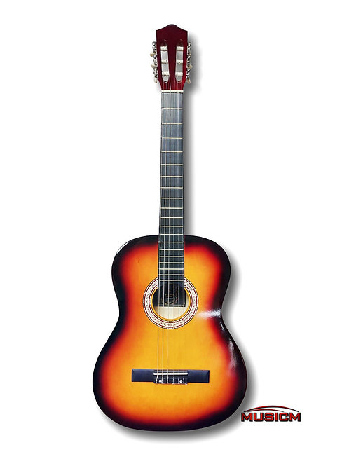 "Stiller Classical Guitar 39"" SB"