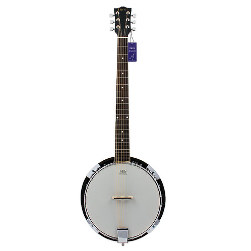 6 String Irin Banjo