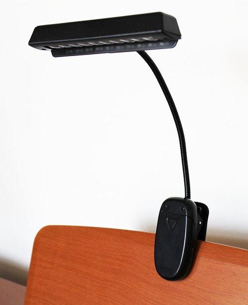 Music LED Clip Lamp