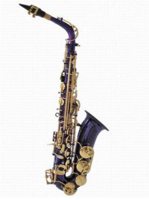 JXAL1006 Alto Saxophone Purple