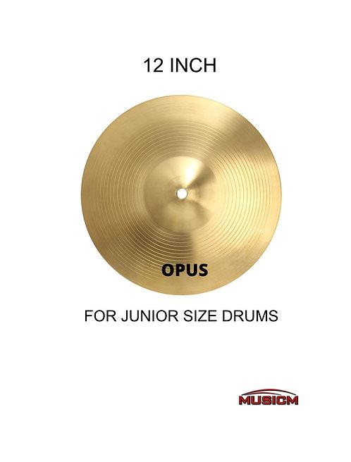 """Opus 12"""" Crash Cymbal"""