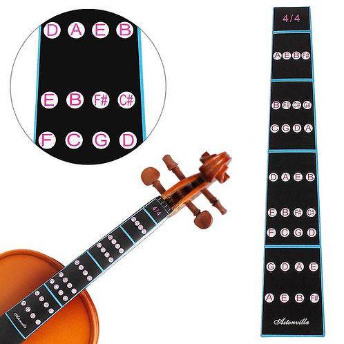 Violin Fingerboard Sticker