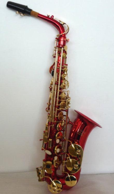 JXAL1006 Alto Saxophone Red