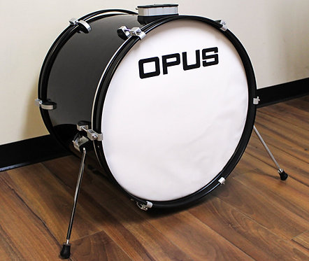 Bass Drum - 22 x 16 Black