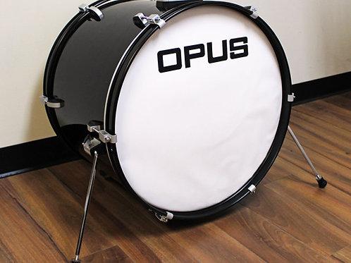 Bass Drum - 22 x 16 Black