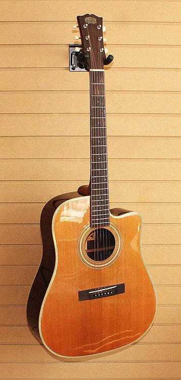 Salvador Cortez Acoustic Electric Guitar CC-25