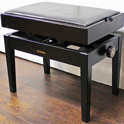 Yamaha Adjustable Piano Bench with Storage