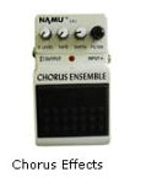 Chorus Effects
