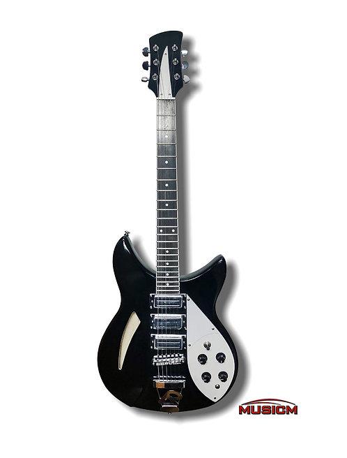 Electric Guitar RB Black