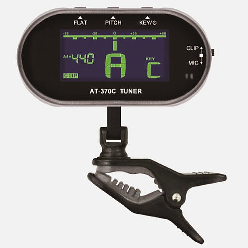 Strings & Woodwind Instruments Tuner