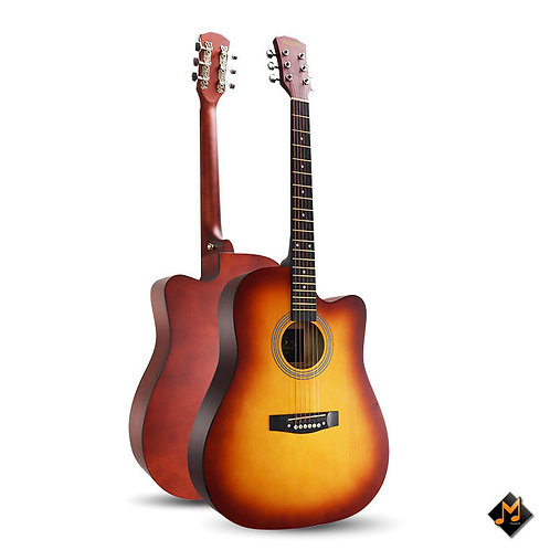 "41"" Acoustic Guitar Sunburst"