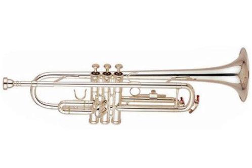 Zeff Silver Trumpet Brand New