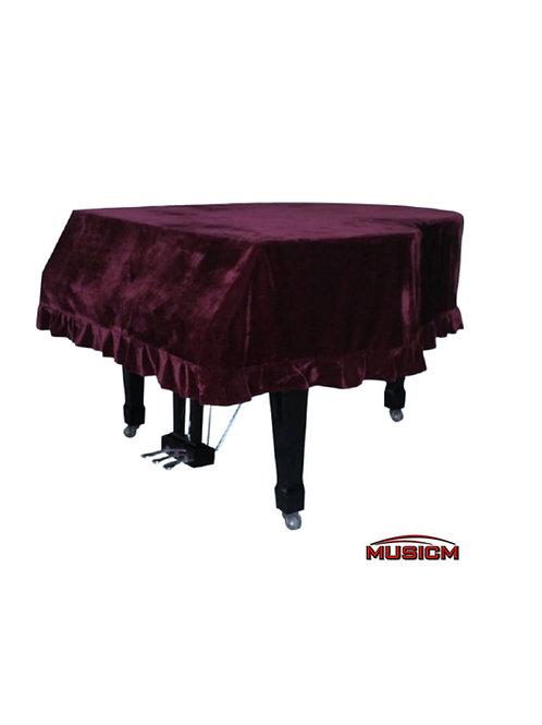 Grand Piano Cover Purple