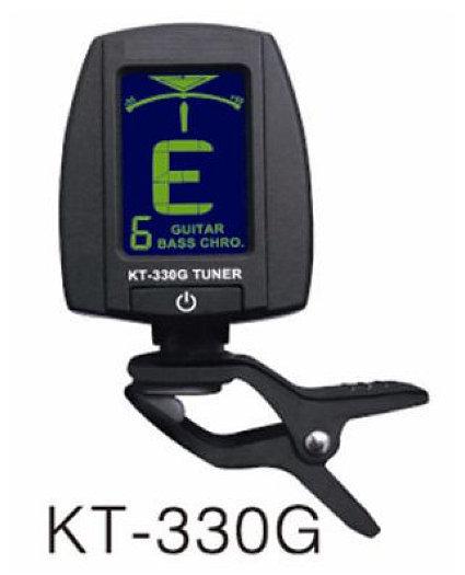 Clip On Digital Guitar Tuner KT-330G