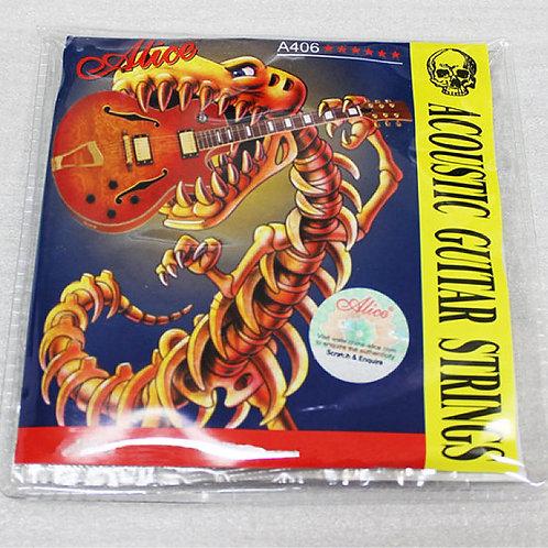 Acoustic Guitar Strings .012-.053