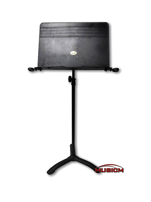 Music Stand with Microphone Holder