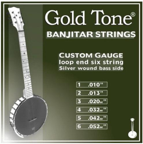 Banjitar Strings