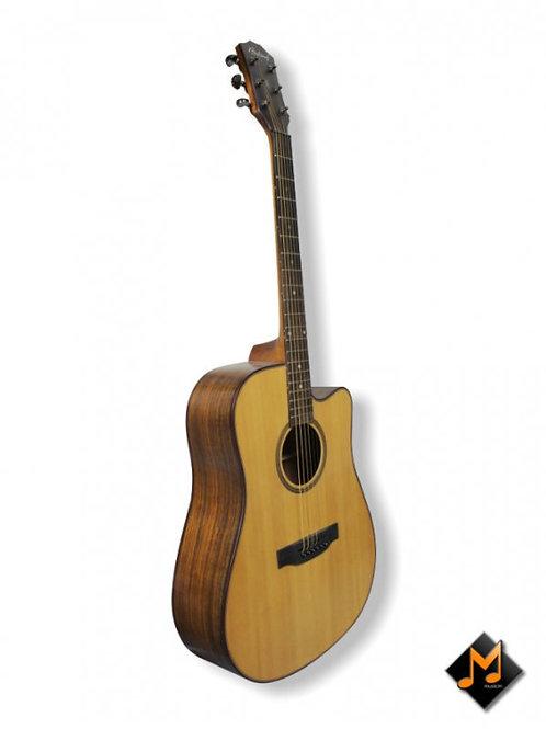 Beling Acoustic Guitar BD-380C