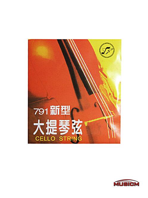 Cello Strings Set #791