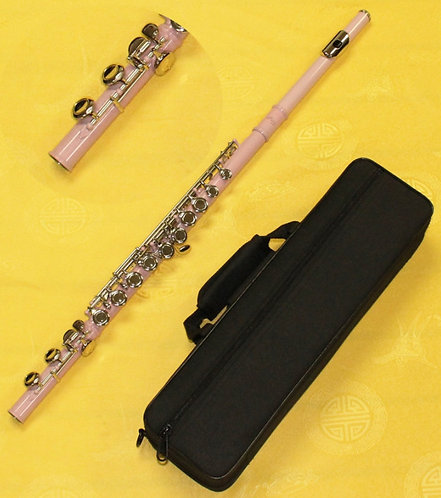Flute Pink Finish
