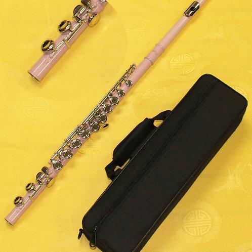 Flute Pink Finish